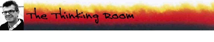 Banner for Lee Russell blog