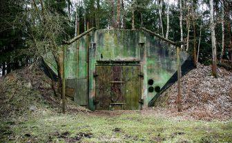 DDR missile bunker