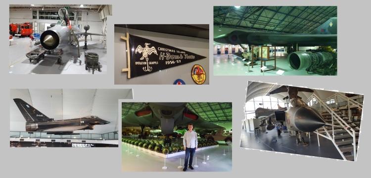 RAF Museum~080919~Jets