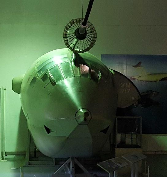 RAF Museum~080919~Victor